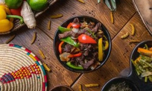 African Cuisines & Stores